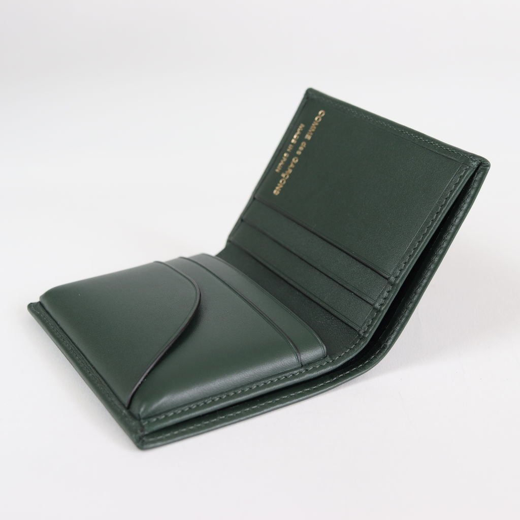 カードケース SA0641 #BOTTLE GREEN/CLASSIC LEATHER [8Z-D091-051-5-1]