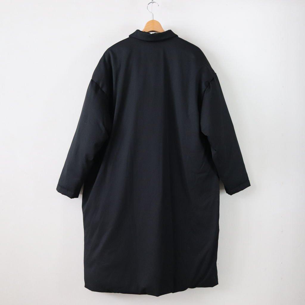 ダウンBIGコート #BLACK [D218-C207]
