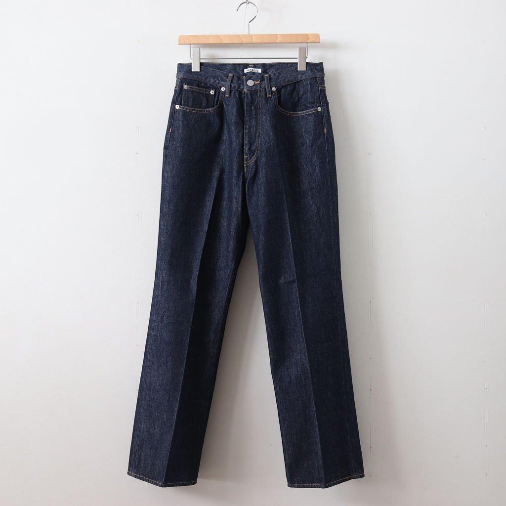 HARD TWIST DENIM 5P PANTS #INDIGO [A9SP01DM]