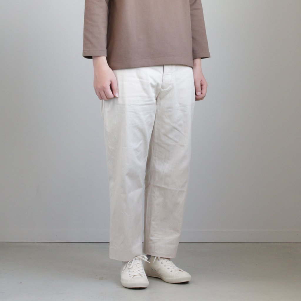 RIDING PANTS #BEIGE [49605]