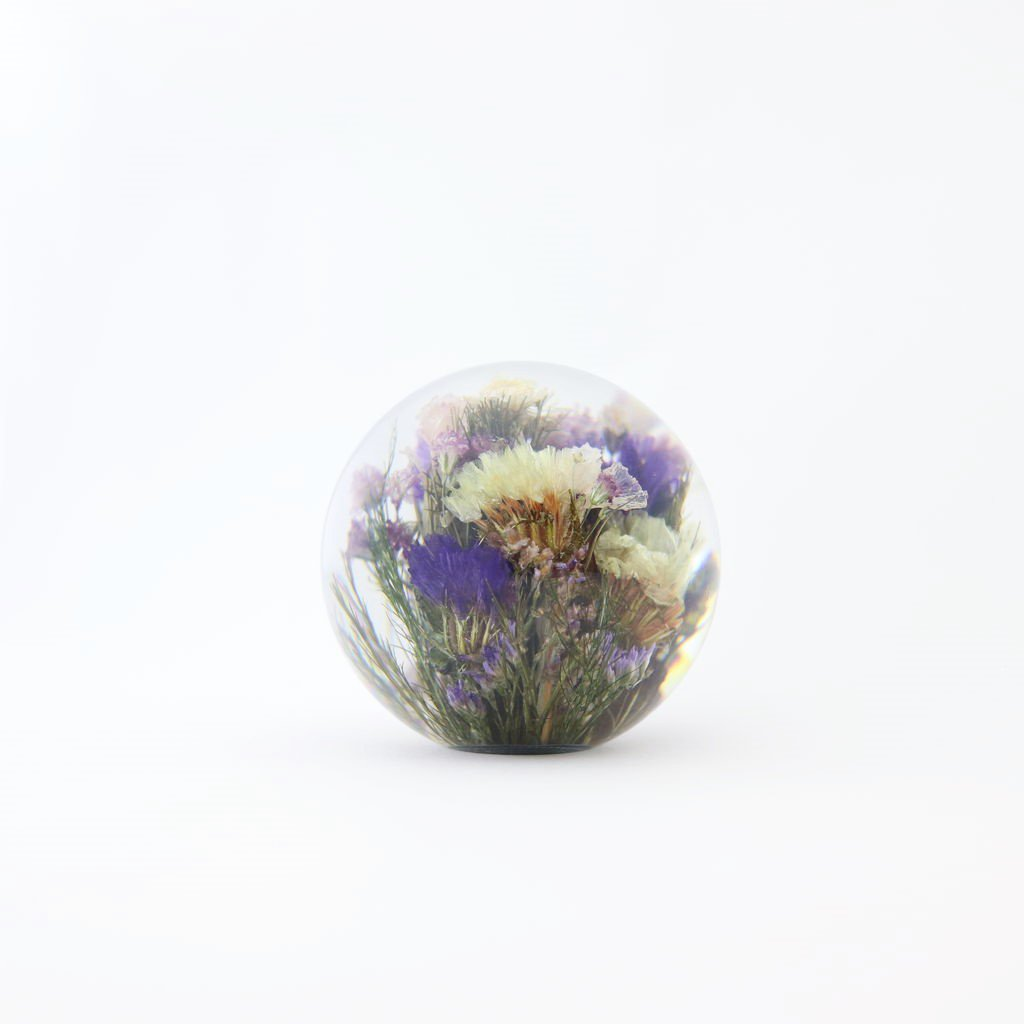 HAFOD GRANGE - PAPER WEIGHT SMALL #MIXED FLORA [HGPW1-010]
