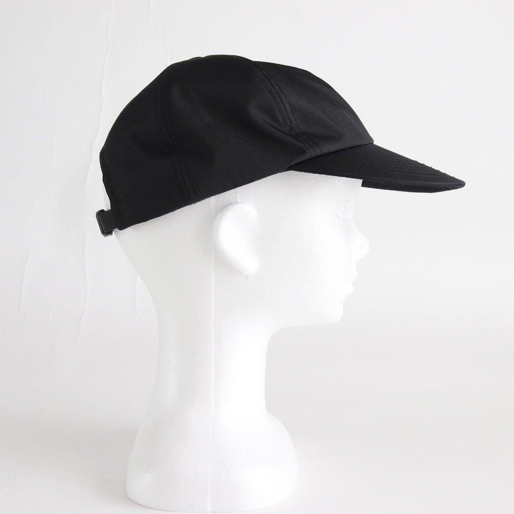 CORDURA CAP #BLACK [NO.14505]