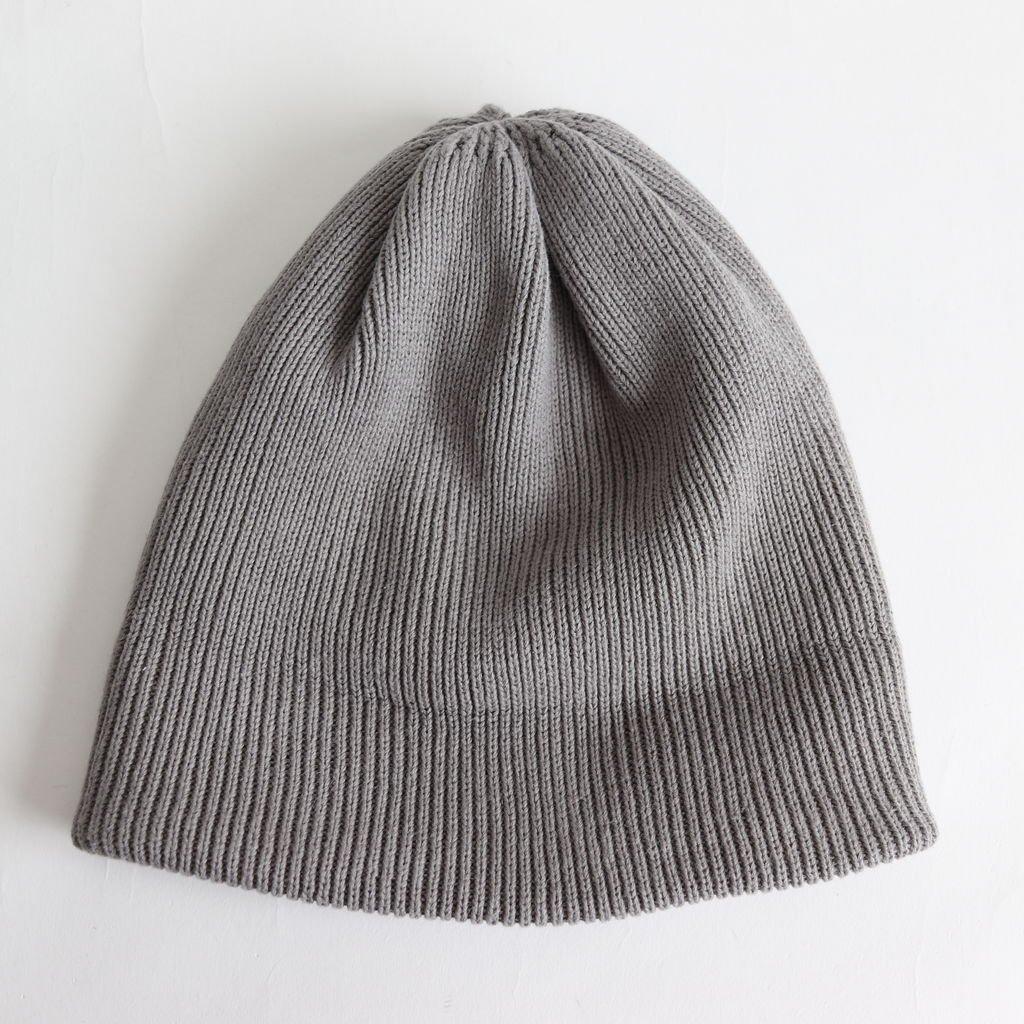KNIT CAP 2 #GRAY [1901-009]