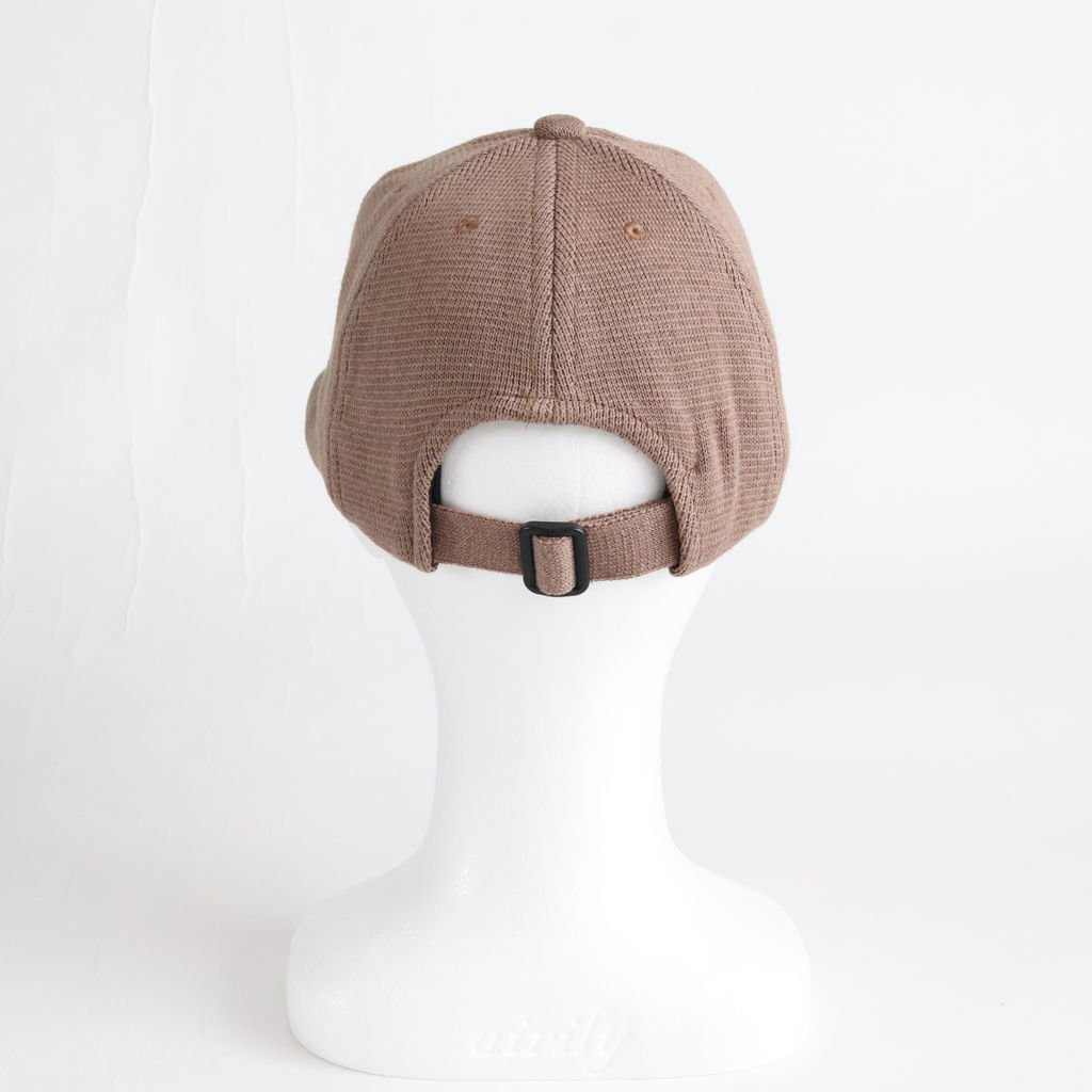 B.B CAP #BROWN [1901-008]