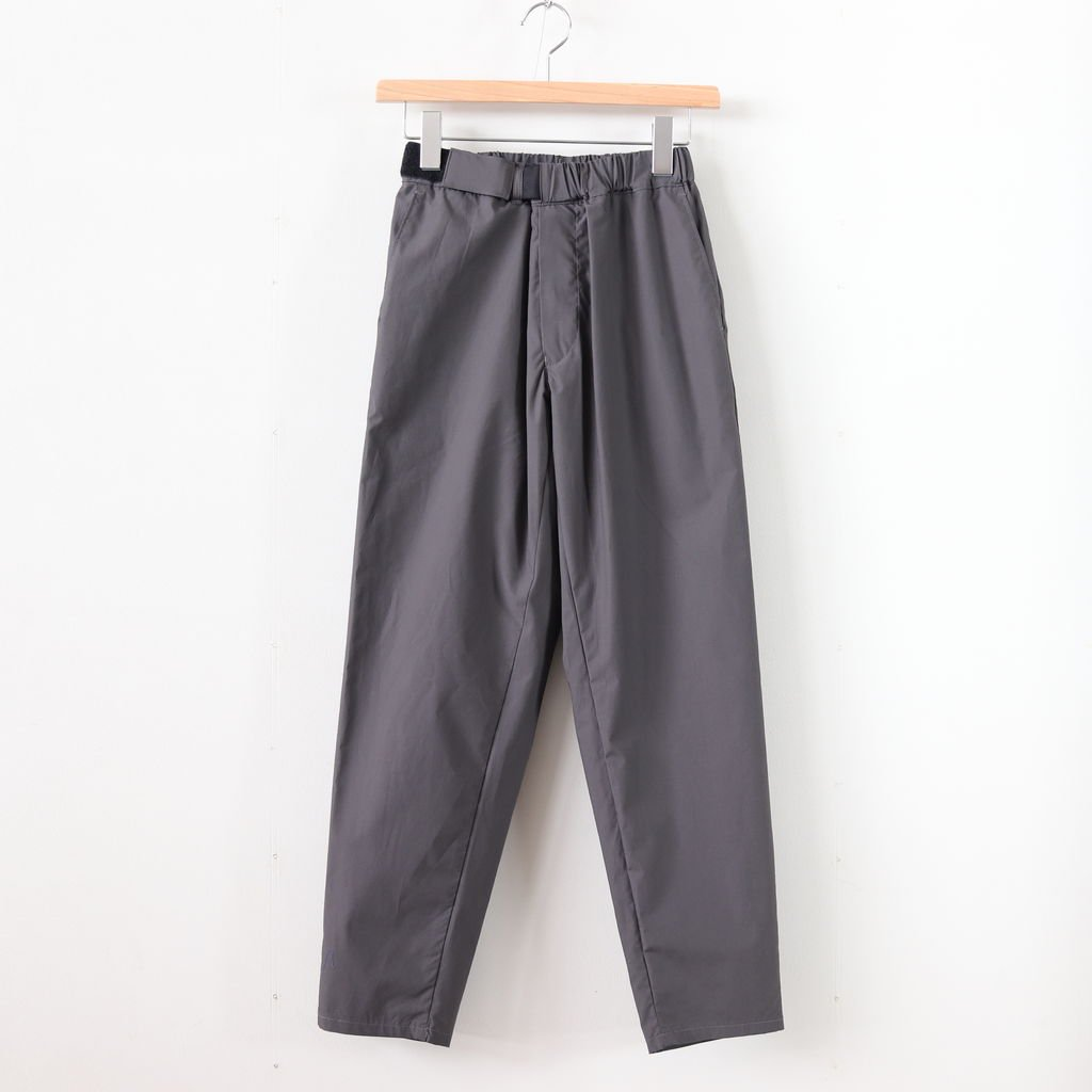 <img class='new_mark_img1' src='https://img.shop-pro.jp/img/new/icons1.gif' style='border:none;display:inline;margin:0px;padding:0px;width:auto;' />TYPEWRITER COOK PANTS #GRAY [GL191-40087B]