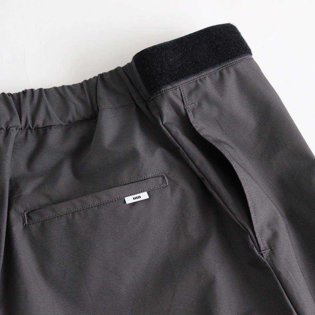 TYPEWRITER COOK PANTS #GRAY [GL191-40087B]