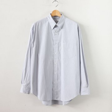 THOMAS MASON L/S B.D BOX SHIRT #GRAY ST [GM191-50033B] _ Graphpaper | グラフペーパー