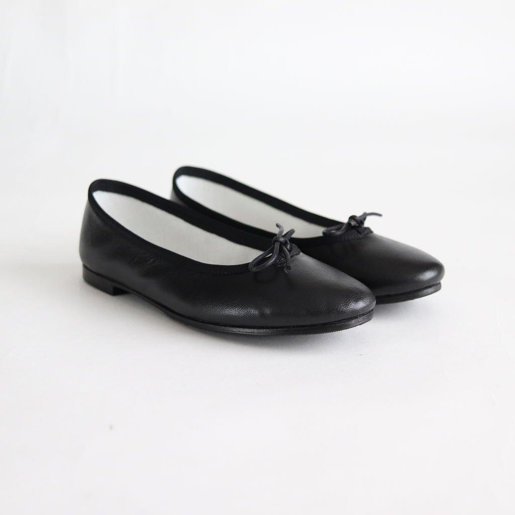 BALLET SHOES #BLACK [L1901-SHO001]