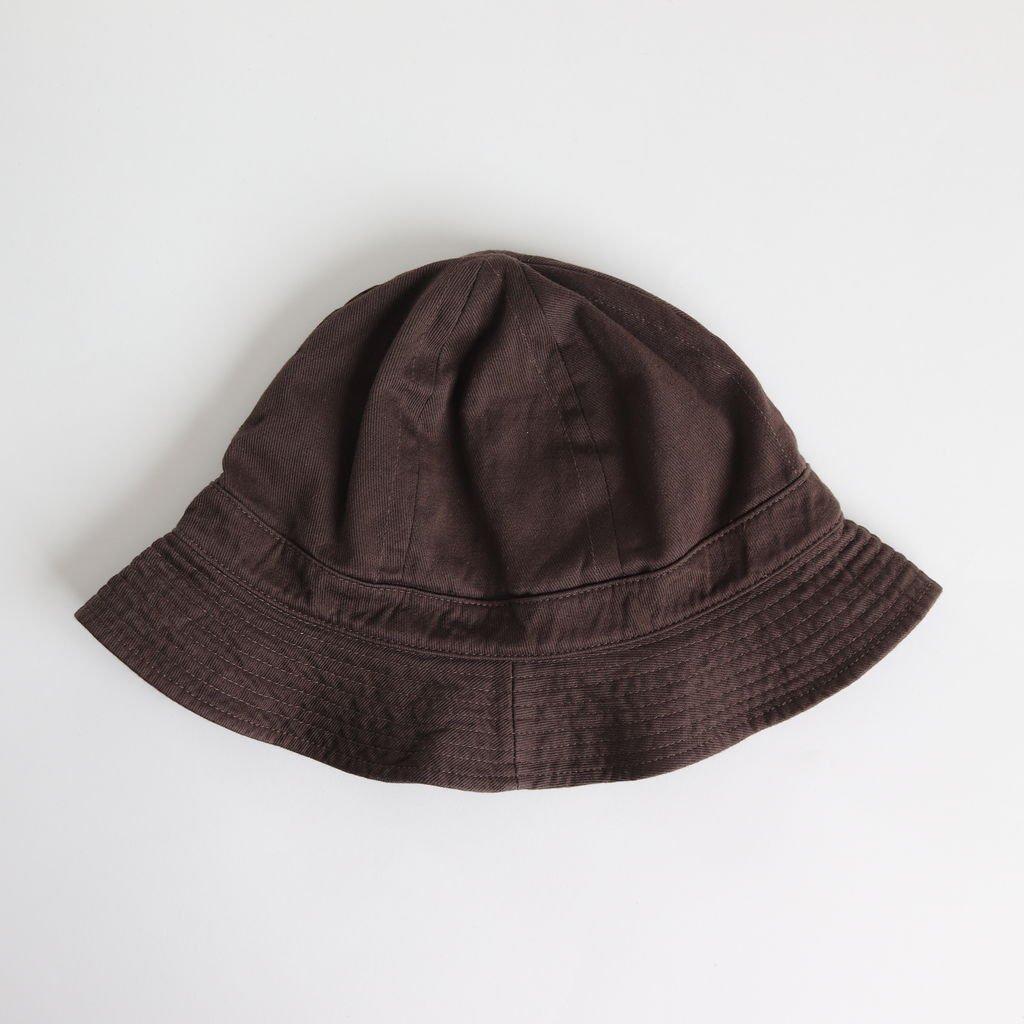 HAT HIGH #D.BROWN [49905]