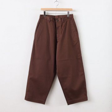 Dickies×FreshService TROUSERS #BROWN [FSW-19-PT_06] _ FreshService | フレッシュサービス