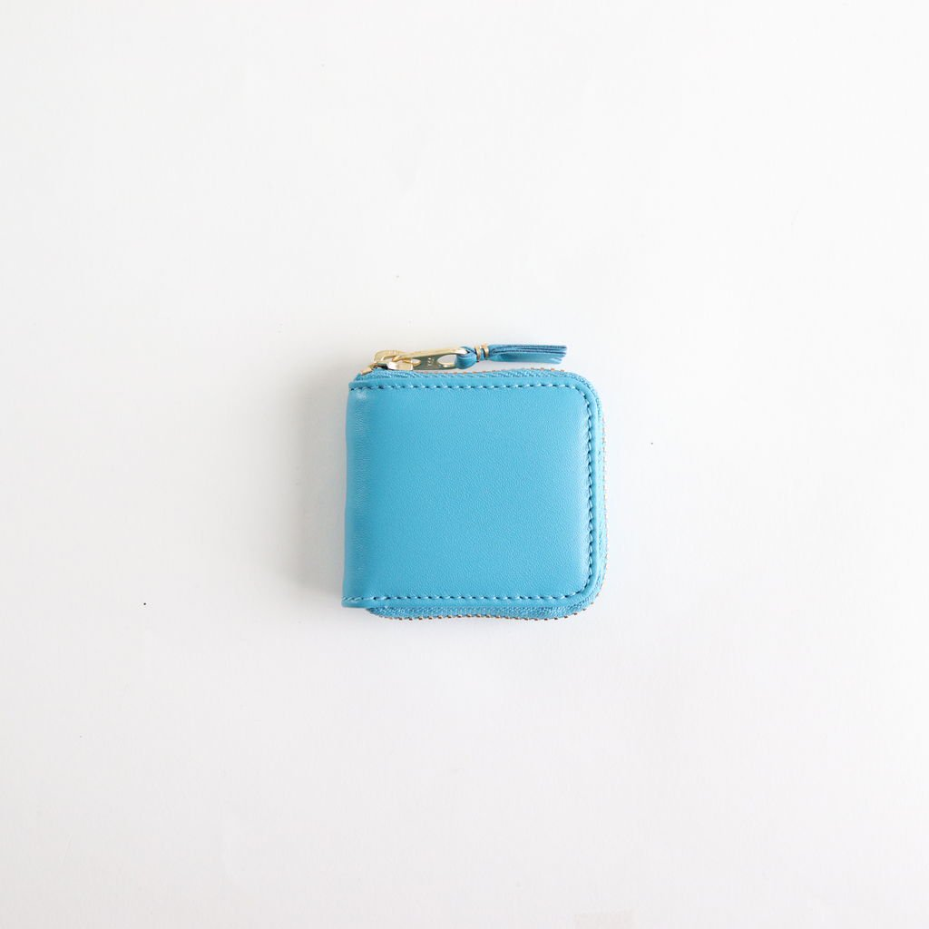 コインケース SA4100 #BLUE/COLOUR LEATHER [8Z-A041-051]