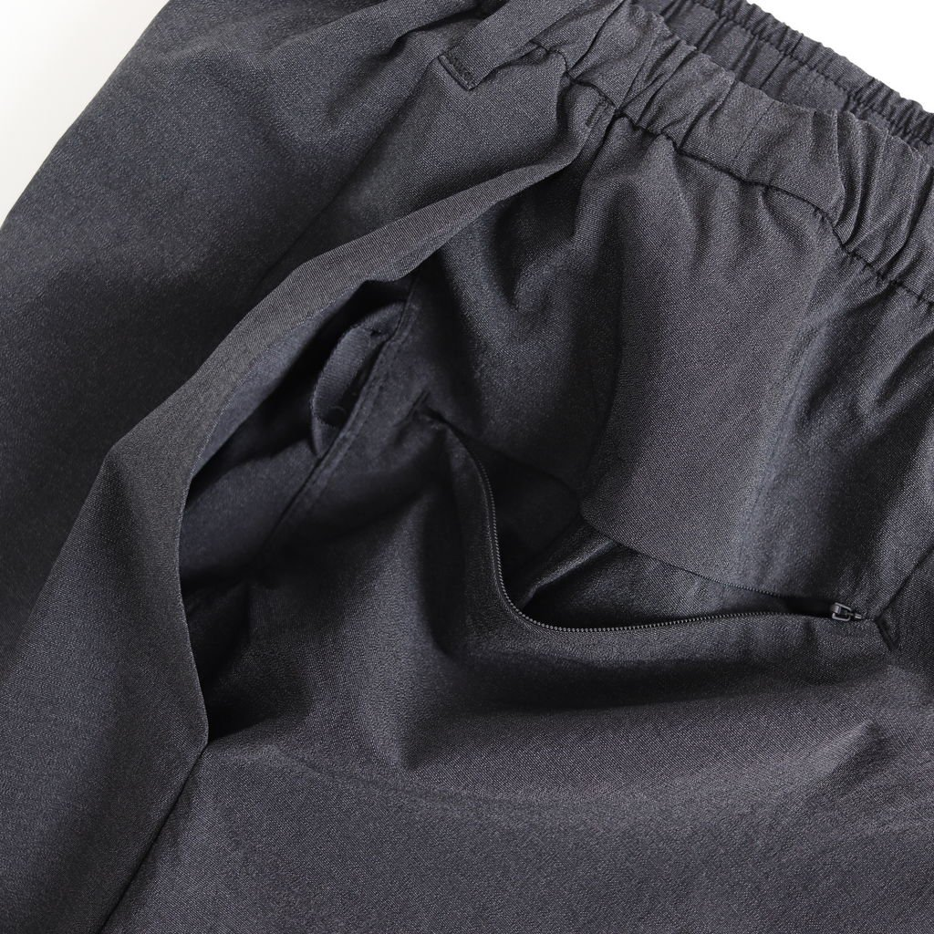 WALLET PANTS OFFICE PACKABLE HORIZON #BLACK [tt-004OF-PH]