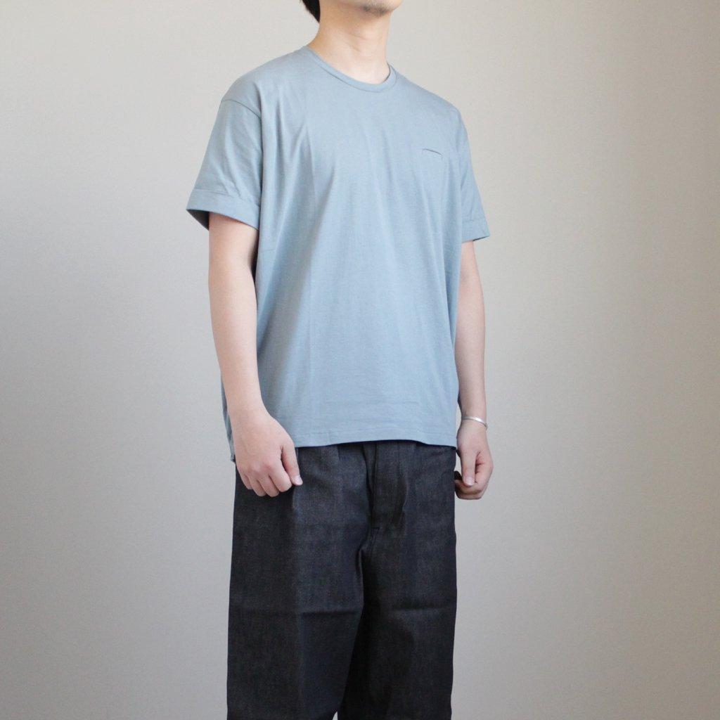 バルーンT #SMOKE BLUE [D119-T800]