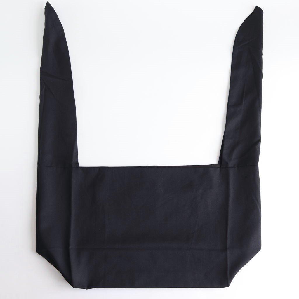よそいきトートBAG #BLACK [D119-B100]