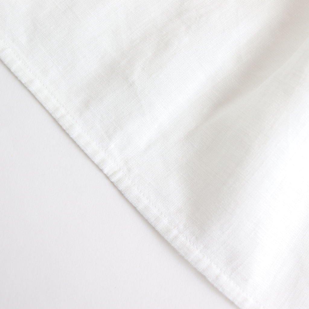 フレンチスリーブシャツ #WHITE [TAIS-358]
