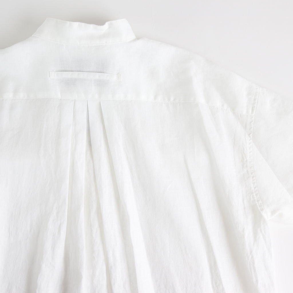 スタンドネックOP #WHITE [TAIS-357]