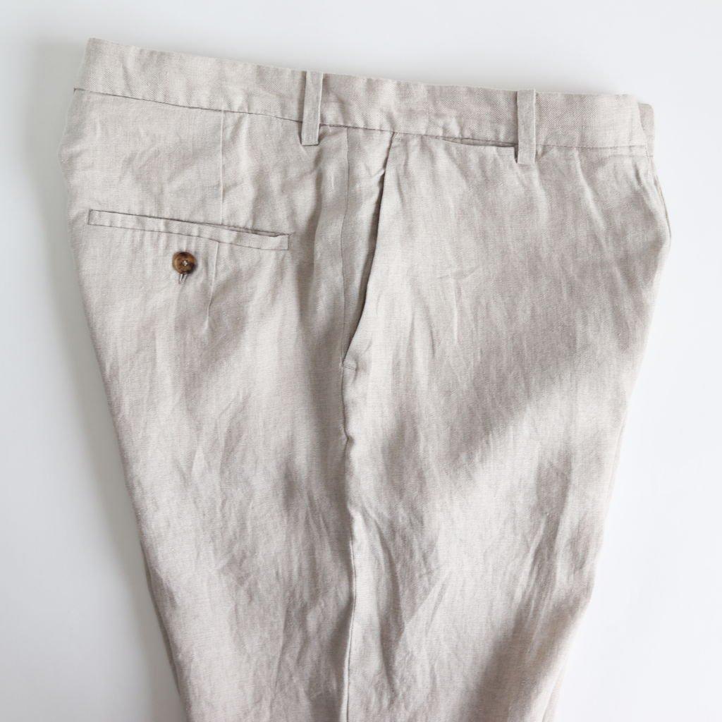 JODHPURS PANTS #OATMEAL [49603]
