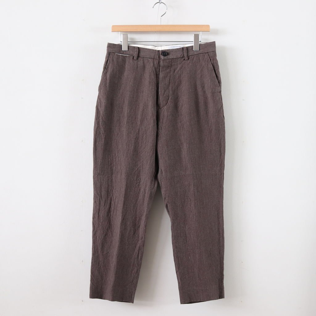 JODHPURS PANTS #D.BROWN [49604]