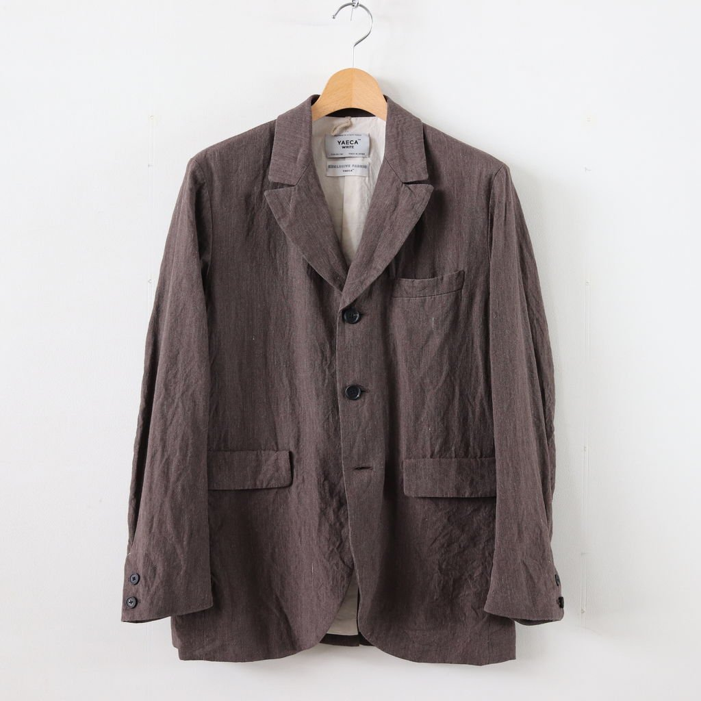 JODHPURS JACKET #D.BROWN [49304]