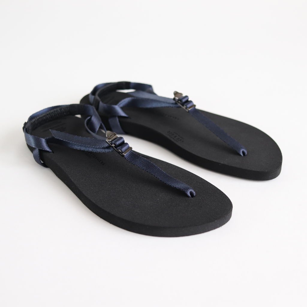 BAREFOOT SANDALS (THICK SOLE) #NAVY [BSS1812006]