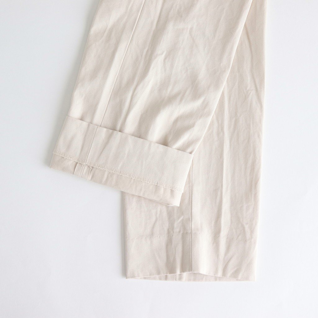 <img class='new_mark_img1' src='https://img.shop-pro.jp/img/new/icons1.gif' style='border:none;display:inline;margin:0px;padding:0px;width:auto;' />CHINO CLOTH PANTS NARROW #BEIGE [19607]