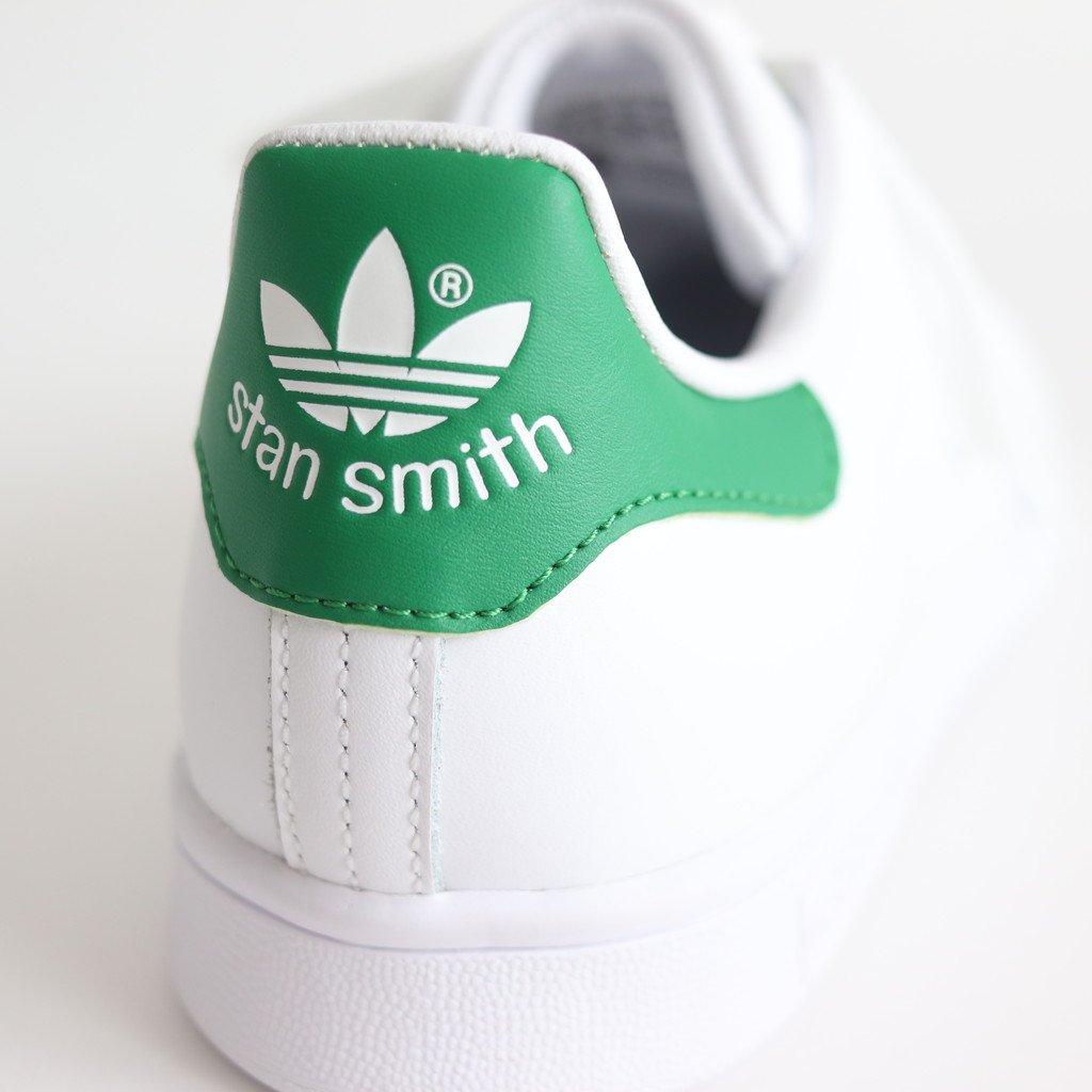 STAN SMITH W #FTWWHT/FTWWHT/GREEN [B24105]