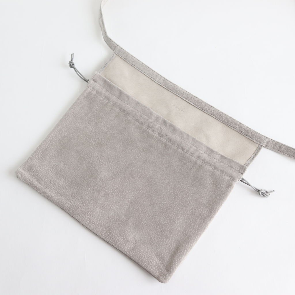 RED CROSS BAG SMALL #LIGHT GRAY [nc-rb-rcs]