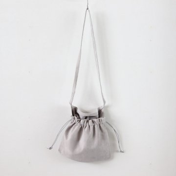RED CROSS BAG SMALL #LIGHT GRAY [nc-rb-rcs] _ Hender Scheme | エンダースキーマ