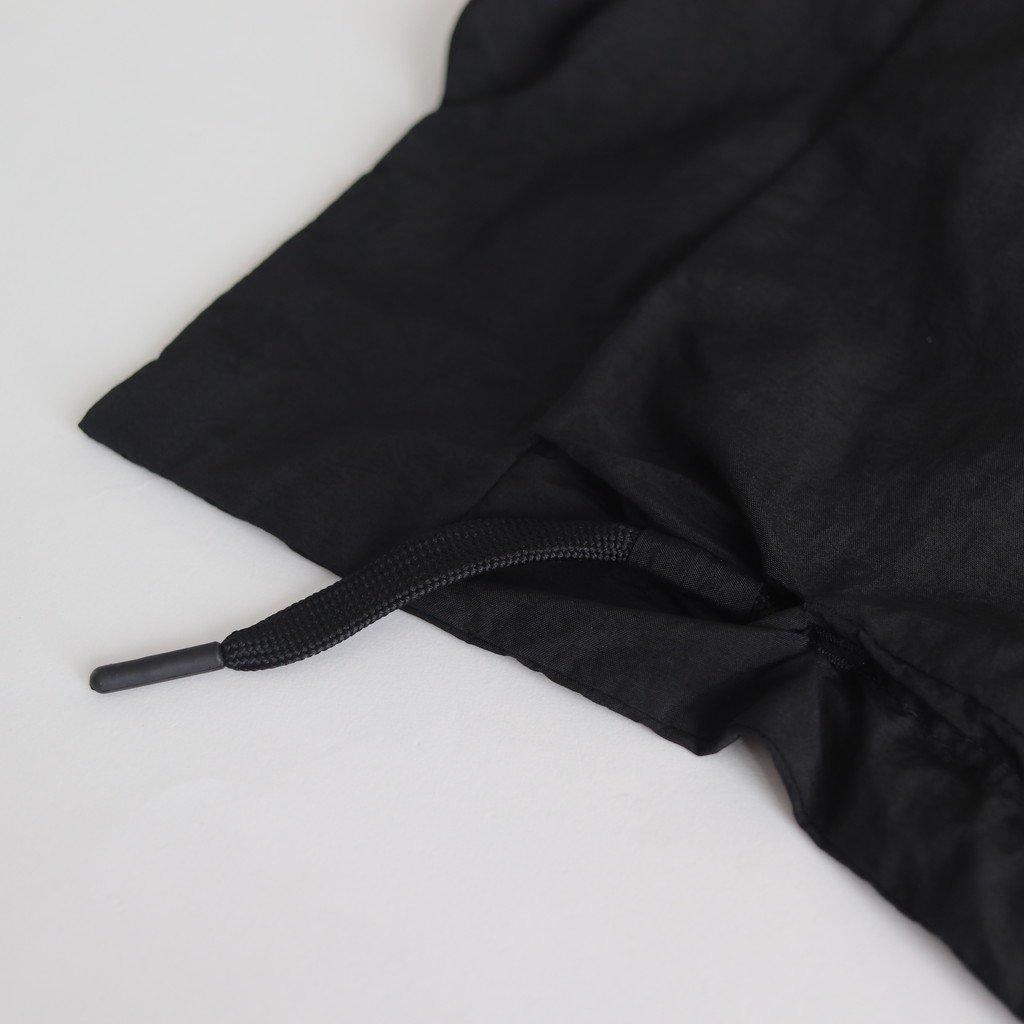 SOUVENIR HUNTER S/L PACKABLE #BLACK [tt-104SL-P]