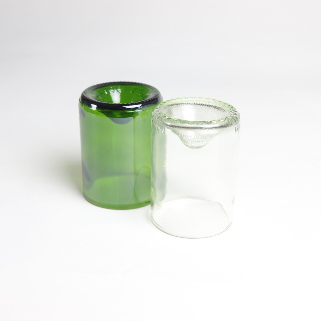 WINE PUNTS DRINKING GLASS #CLEAR [IMP1-001-01]