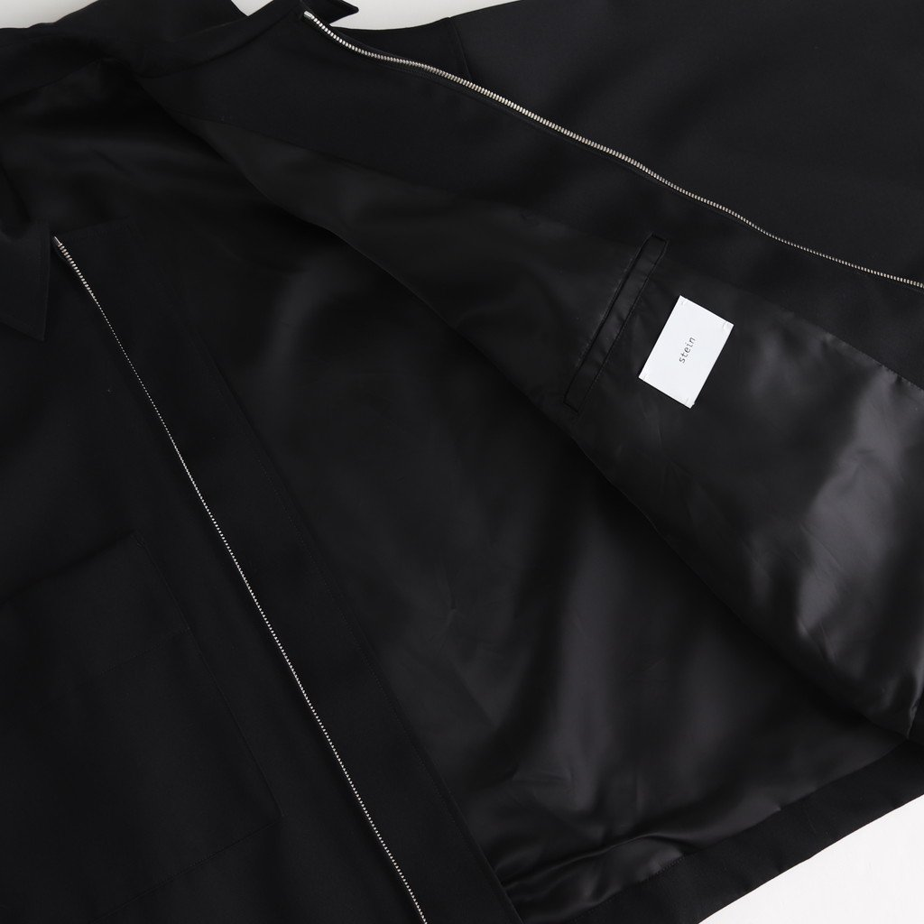 OVER SLEEVE DRIZZLER JACKET #BLACK [ST.093-1]