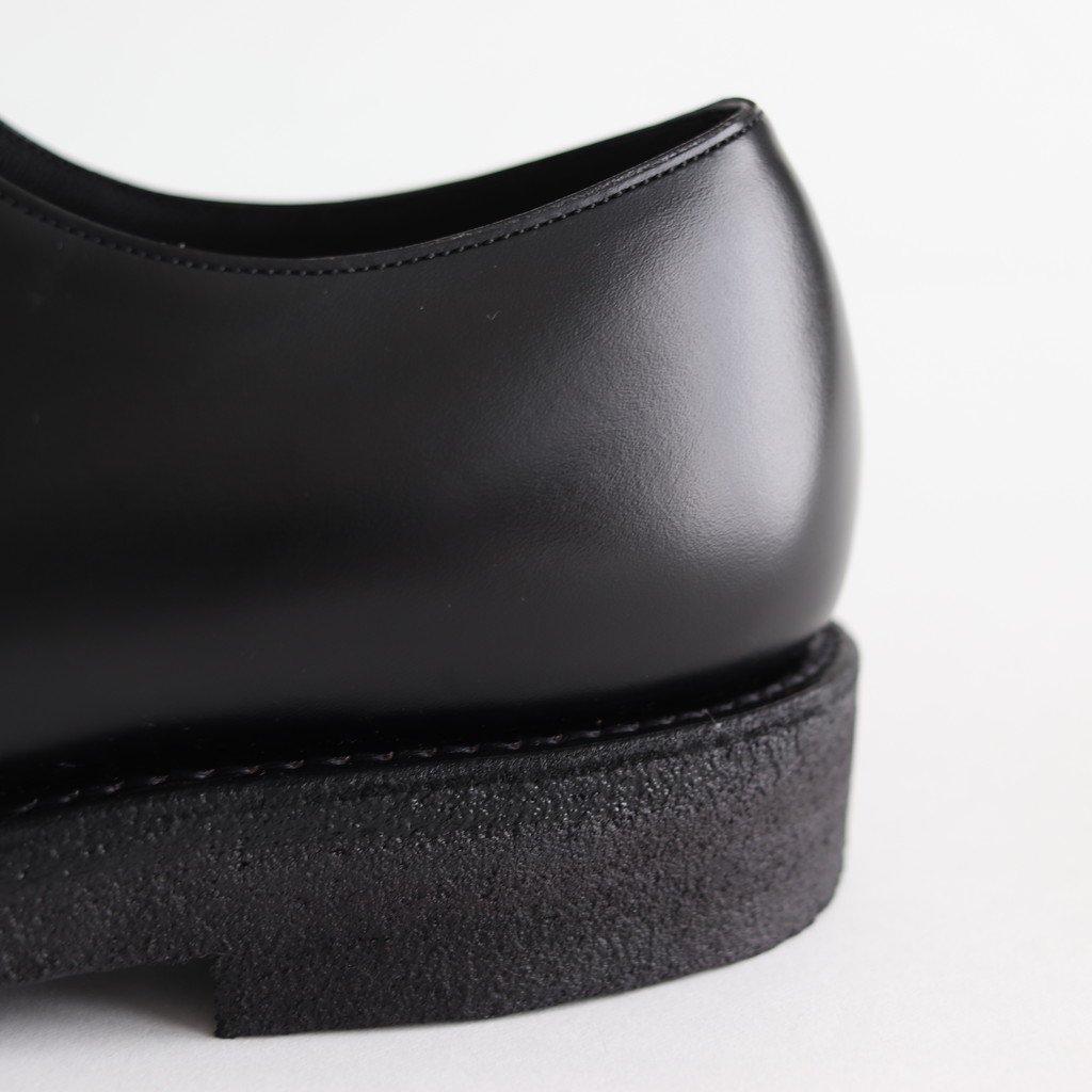 SINGLE EYELET (CREPE SOLE) #BLACK [FTC1934005]