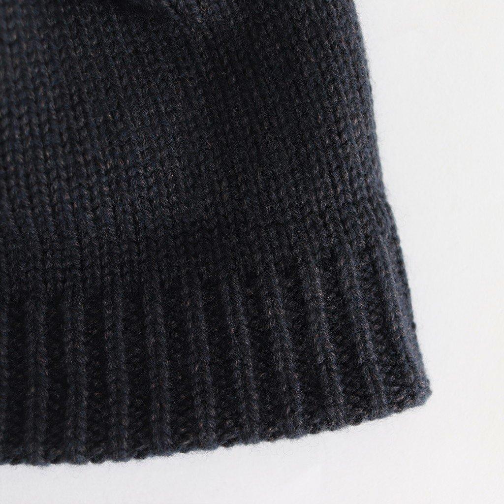 KNIT CAP #C.GRAY [1903-012]