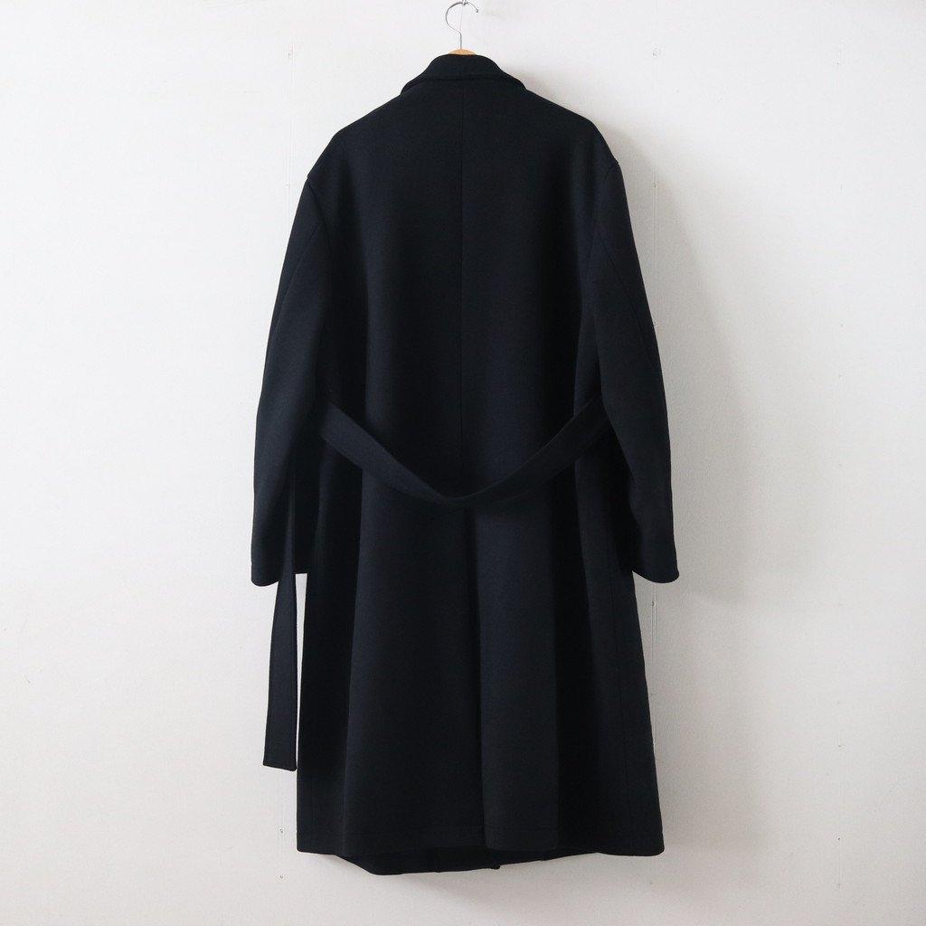 OVERSIZED LESS COAT #BLACK [ST.088]