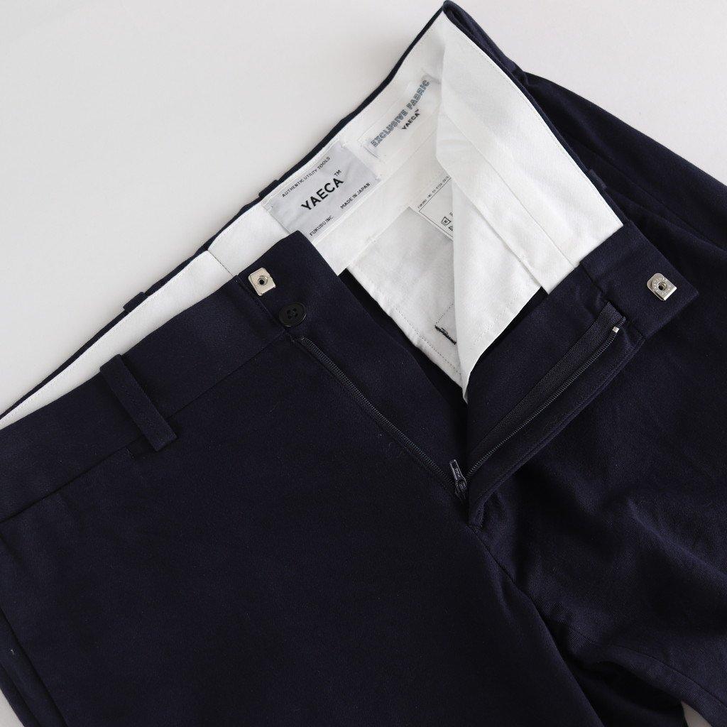 CHINO CLOTH PANTS STANDARD #NAVY [19653]