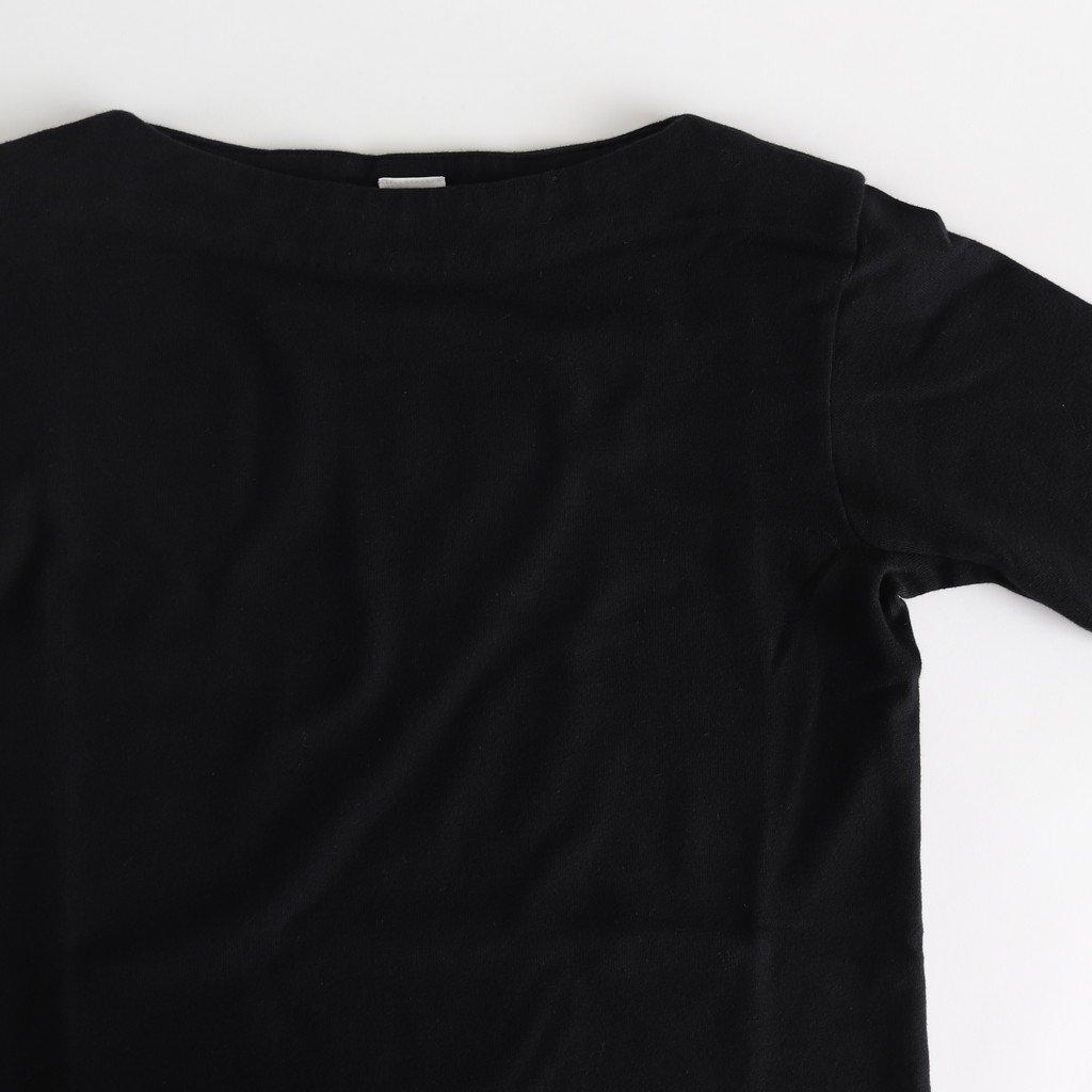 BASQUE SHIRT LONG #BLACK [89059]