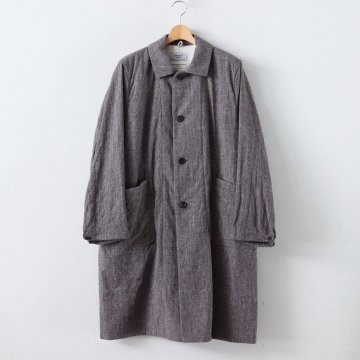 DUSTER COAT #BRAN [49551] _ YAECA | ヤエカ