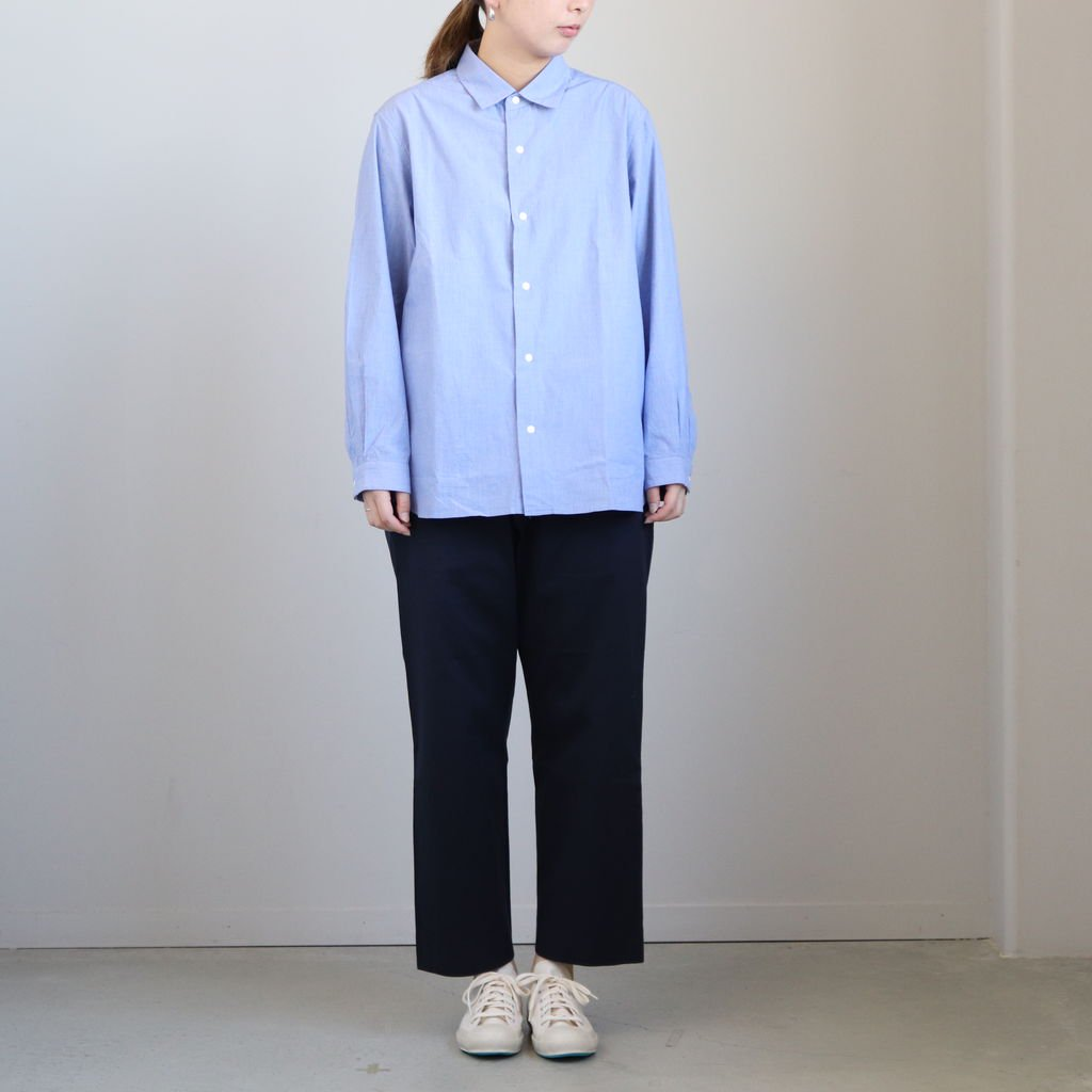 <img class='new_mark_img1' src='https://img.shop-pro.jp/img/new/icons1.gif' style='border:none;display:inline;margin:0px;padding:0px;width:auto;' />CHINO CLOTH PANTS STRAIGHT #NAVY [69652]