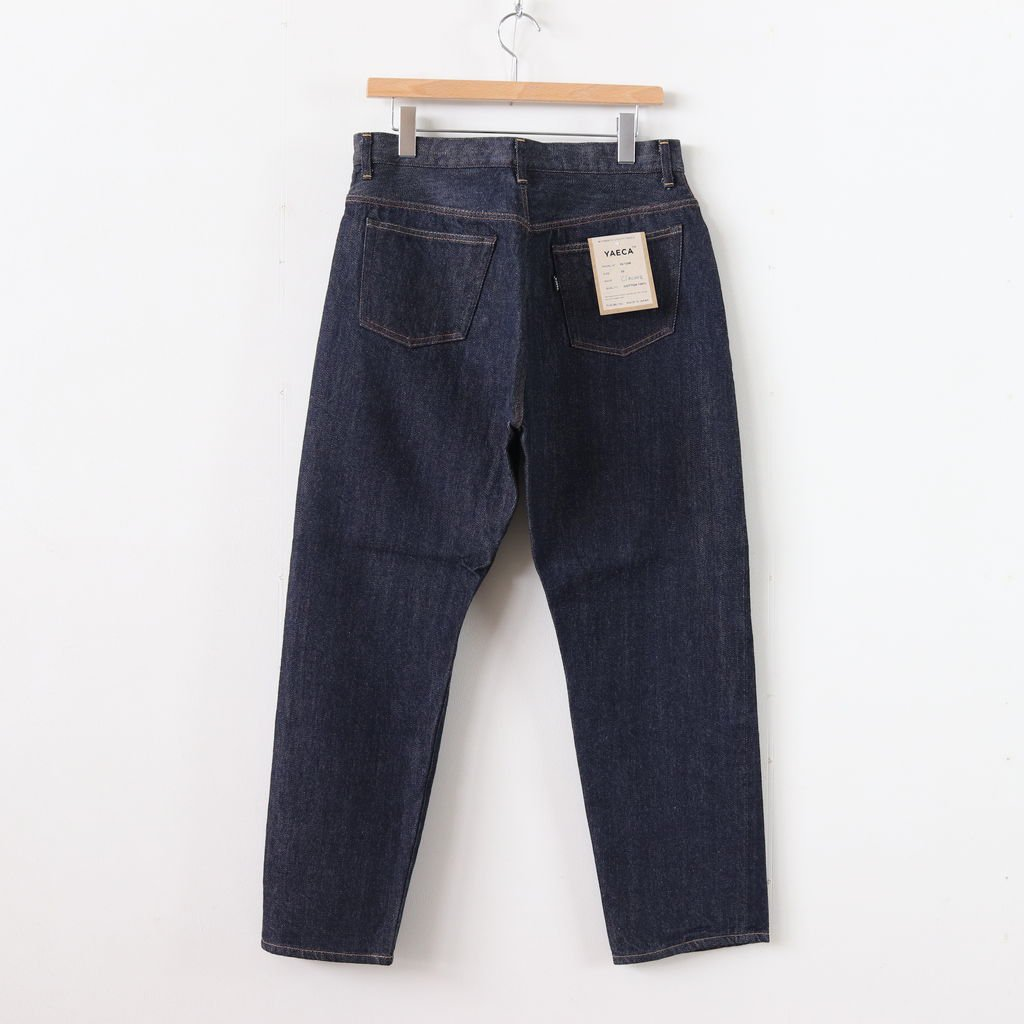 <img class='new_mark_img1' src='https://img.shop-pro.jp/img/new/icons1.gif' style='border:none;display:inline;margin:0px;padding:0px;width:auto;' />DENIM PANTS WIDE TAPERED #INDIGO [10-12W]