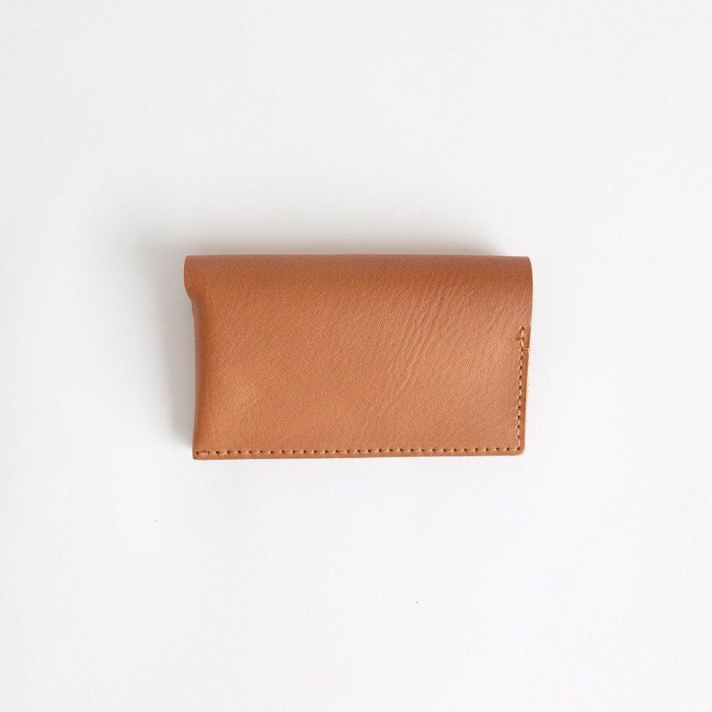 CARD CASE #BROWN [LSLA3-001-02]