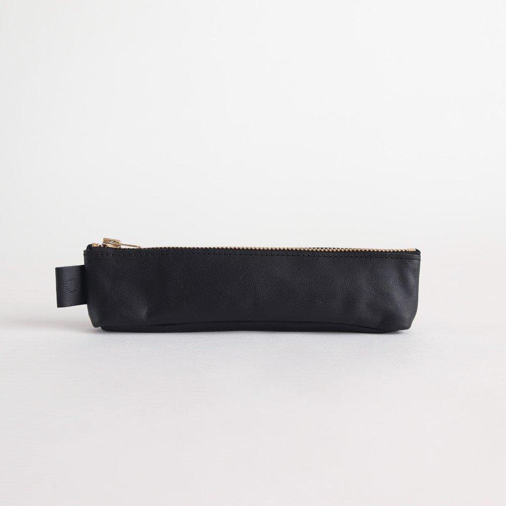 PEN CASE #BLACK [LSLA2-001-01]
