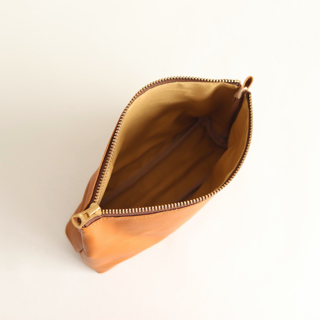 MULTI POUCH #BROWN [LSLA2-002-02]