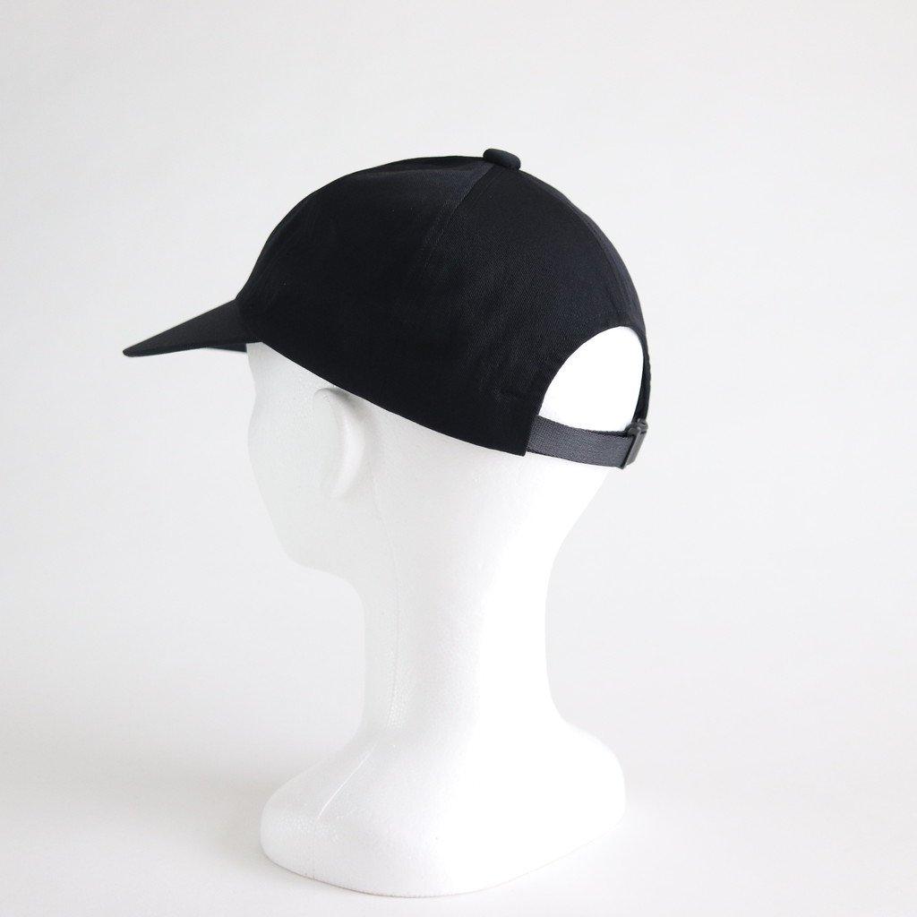 WATER PROOF CAP #BLACK [NO.16596]