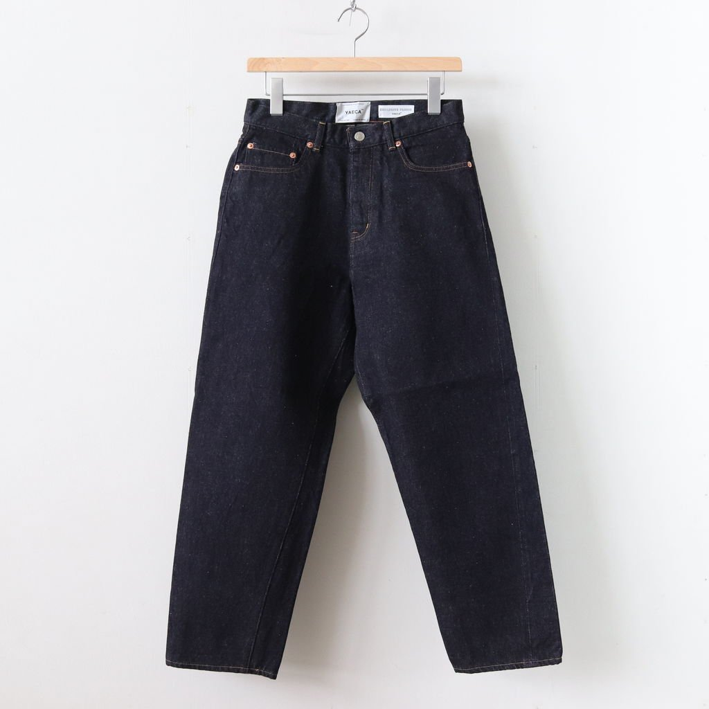 <img class='new_mark_img1' src='https://img.shop-pro.jp/img/new/icons1.gif' style='border:none;display:inline;margin:0px;padding:0px;width:auto;' />DENIM PANTS WIDE STRAIGHT #INDIGO [11-14W]