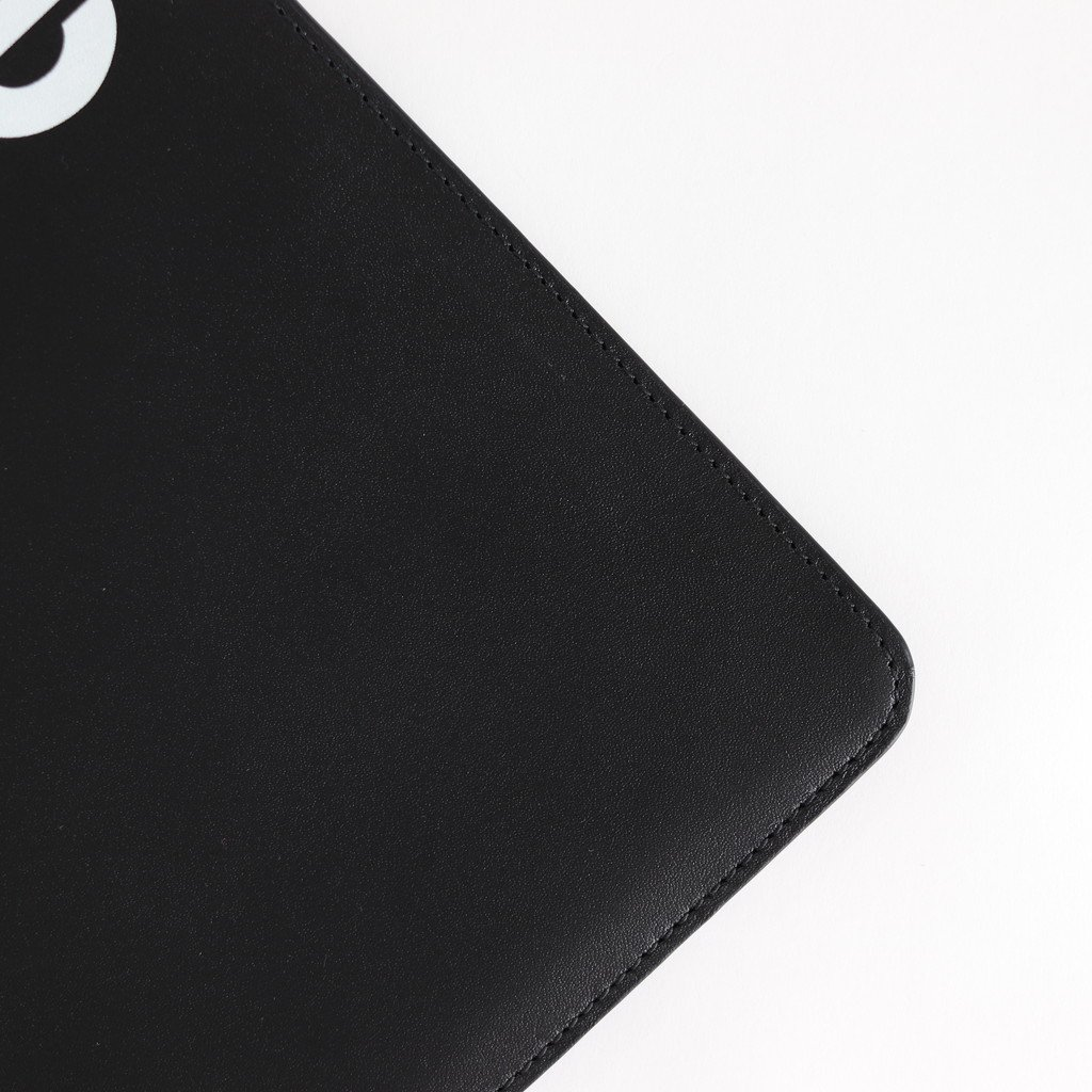 トートバッグ SA9001HL #HUGE LOGO/BLACK [8Z-T403-051]