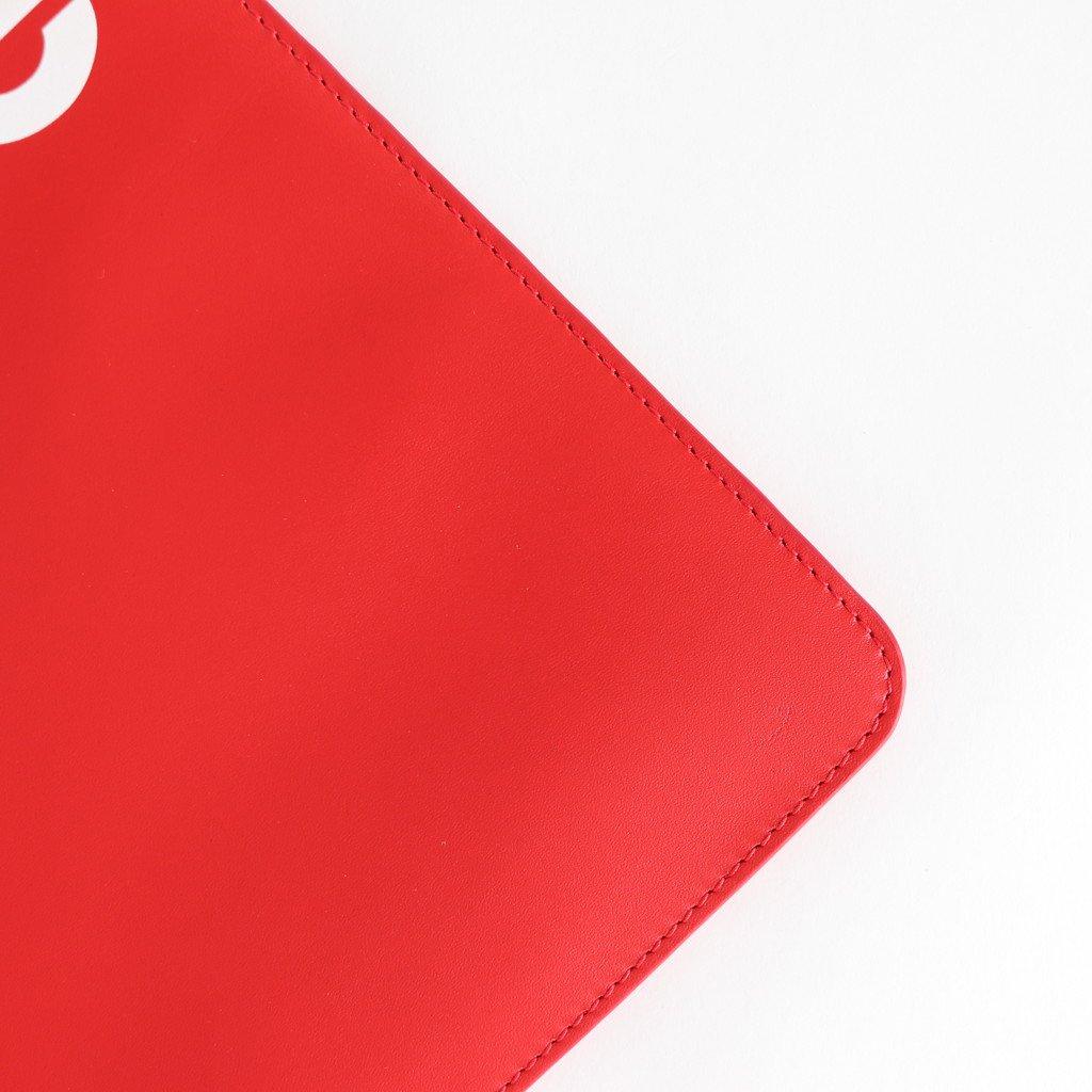 トートバッグ SA9001HL #HUGE LOGO/RED [8Z-T403-051]