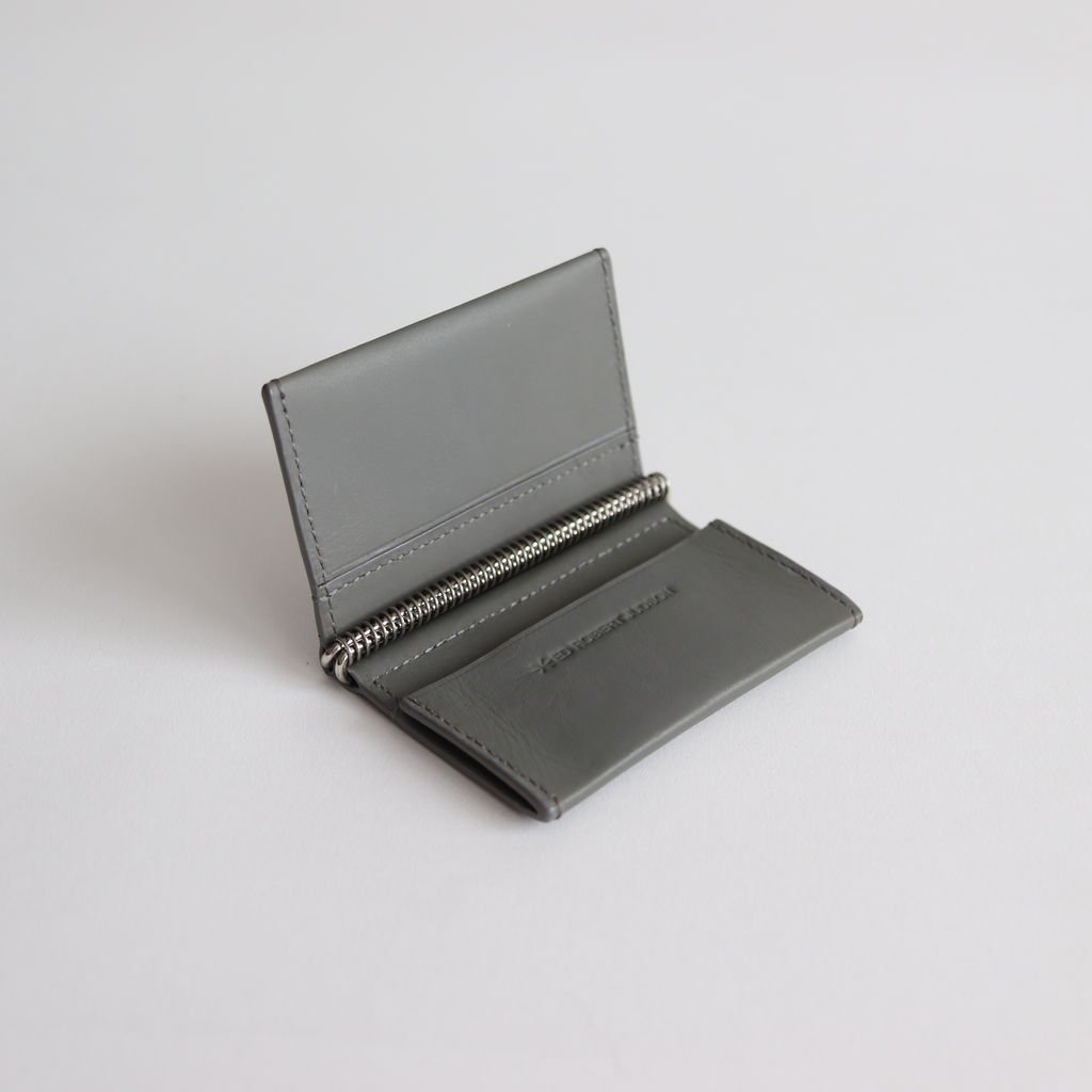 HELIX CARD CASE #GRAY [B01ICD-02]