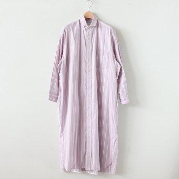 スクエアビッグロングシャツ #PINK ST [TBKS-033] _ TICCA | ティッカ