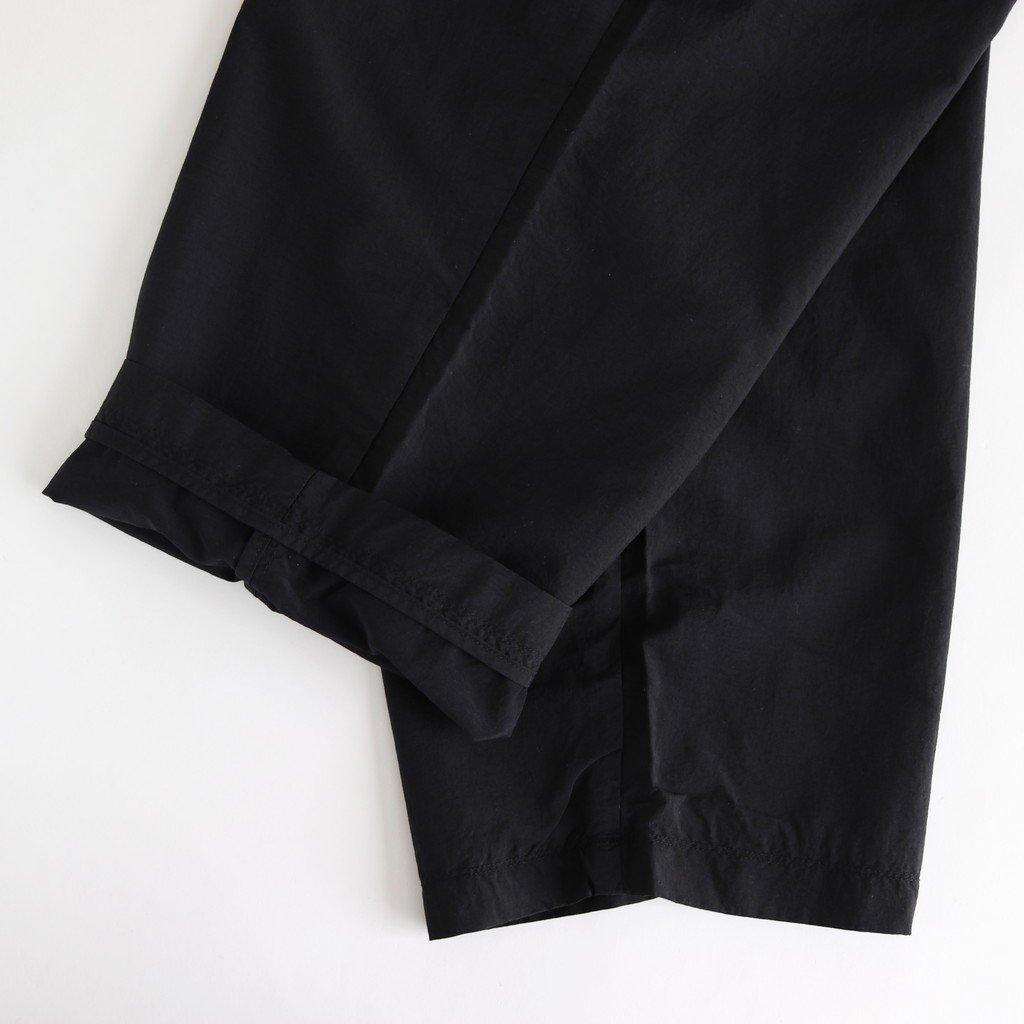 WALLET PANTS RESORT PACKABLE #BLACK [tt-004R-P]