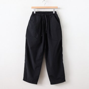 WALLET PANTS RESORT PACKABLE #BLACK [tt-004R-P] _ TEATORA | テアトラ
